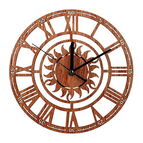 34cm  Alpaca Wall Clock Girl Clock Room Decor
