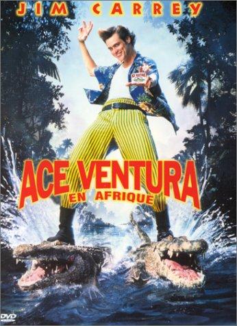 Ace Ventura en Afrique [Reino Unido] [DVD]