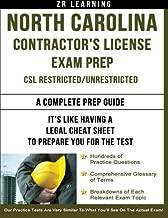 North Carolina Contractor's License Exam Prep