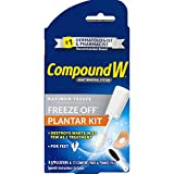 Compound W Freeze Off Wart Removal System | Maximum Freeze off for Plantar|