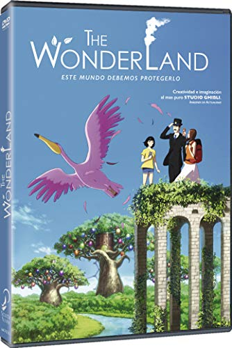 THE WONDERLAND [DVD]