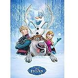 Pyramid Disney die Eiskönigin Frozen-Poster Snow-group