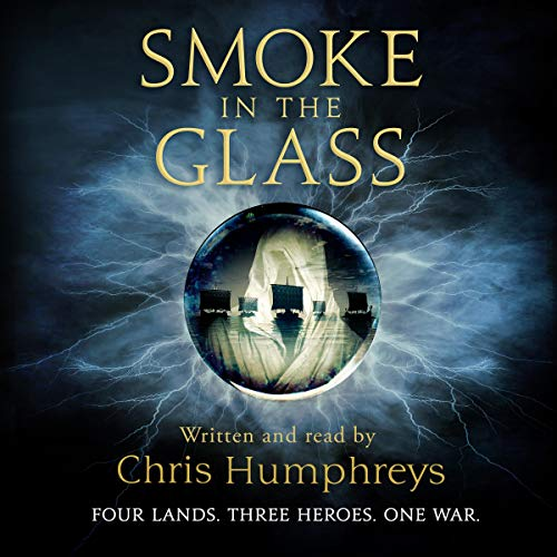 Smoke in the Glass audiobook cover art