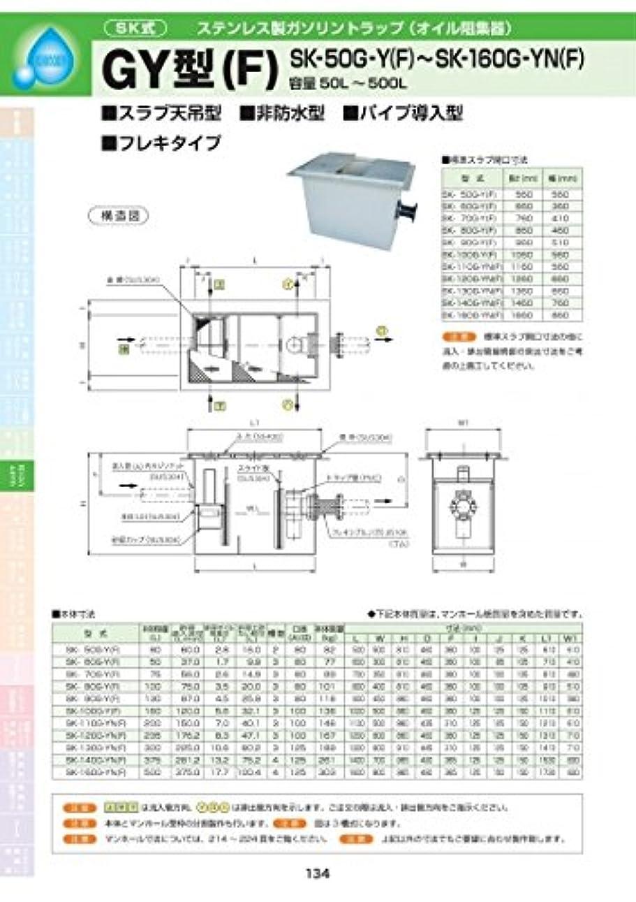 田舎ダンププライバシーGY型(F) SK-120G-YN(F) 耐荷重蓋仕様セット(マンホール枠:ステンレス / 蓋:ステンレス) T-6