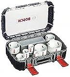 Bosch Professional 11tlg. Elektriker-Lochsägen-Set