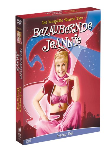 Bezaubernde Jeannie - Season 2 (4 DVDs)