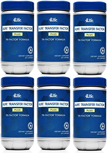 Transfer Factor Plus Buy 5 Get 1 Free by 4life