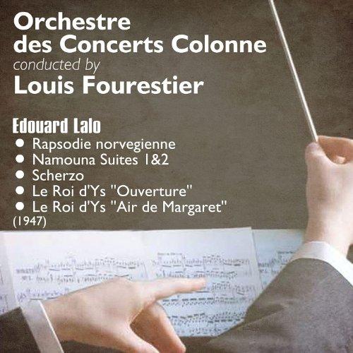 Edouard Lalo - Rapsodie Norvegienne, Namouna Suites 1&2, Scherzo, Le Roi d'Ys [Highlights] (1947)