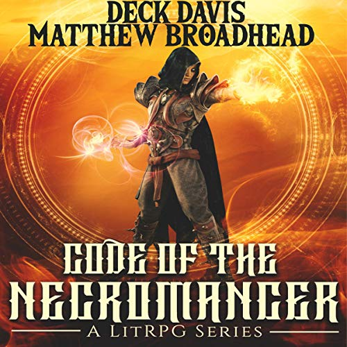 Code of the Necromancer: Occult Seeker Audiobook By Deck Davis cover art