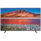 SAMSUNG UE50TU7172 50' SMART LED ULTRA HD 4K Televisore HDR DVB-T2 WiFi Nero