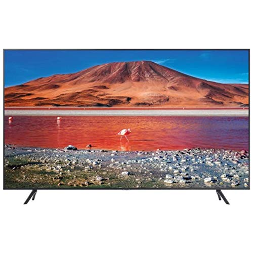 SAMSUNG UE50TU7172 50  SMART LED ULTRA HD 4K Televisore HDR DVB-T2 WiFi Nero