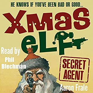 Xmas Elf: Secret Agent cover art