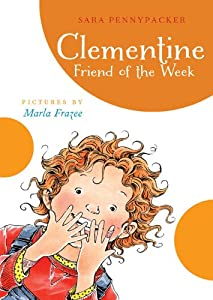 Clementine Friend of the Week (Clementine, 4)