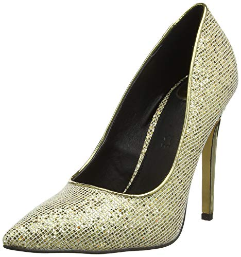 Buffalo Damen FEMI Pumps, Gold (Gold 001), 39 EU