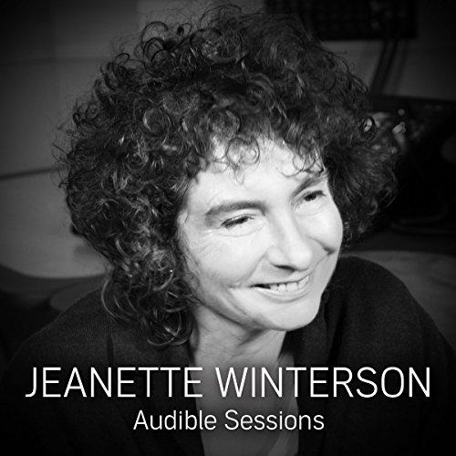 Jeanette Winterson audiobook cover art