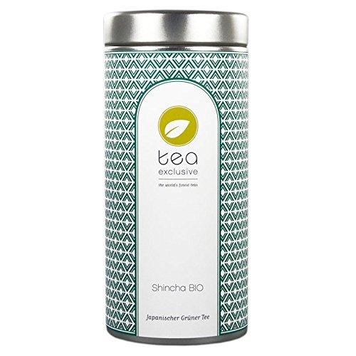 Shincha BIO, Grüner Tee, Japan, Dose 70g