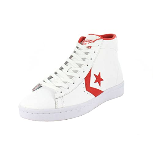 f1026481ff Converse Mens Pro Leather 76 High Top Sneaker