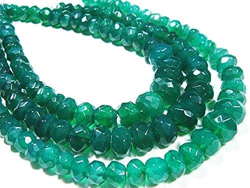 ¡no ser extrañado! 2strands-aa-verde 2strands-aa-verde 2strands-aa-verde Onyx facetado grandes rondelles- 8 strand-stone Medidas 6 9mm  suministro directo de los fabricantes