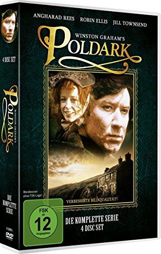 Poldark - Gesamtbox (4 DVDs)