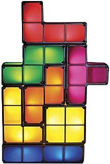 Lámpara Tetris Lámpara de mes
