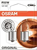 Osram 5007-02B Lámpara BA15s 12V 5W R5W, 200 ml