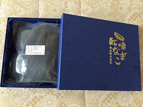 化粧箱入 北海道産 乾燥なまこ 500G入 6-8g Mサイズ A級品
