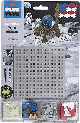 Plus-Plus Costruzioni Mini 70 Pz. + Base Space B.