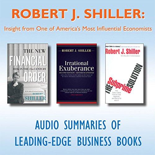 Robert J. Shiller  Audiolibri