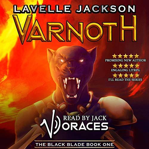 Page de couverture de Varnoth