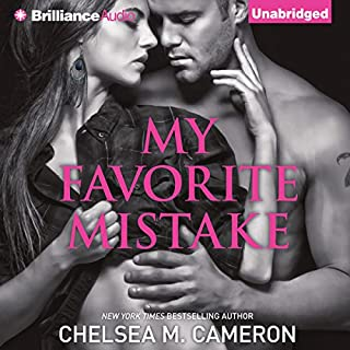 My Favorite Mistake audiobook cover art
