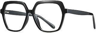 Blue Light Blocking Glasses for Women Men Retro Oversized...