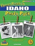 Famous People from Idaho Photo Pack (12) (Idaho Experience)