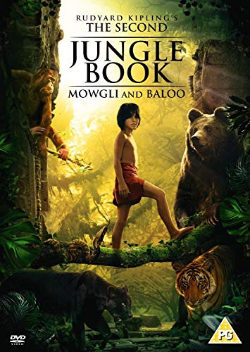 Rudyard Kipling's The Second Jungle Book - Mowgli And Baloo [DVD] [1997] by Bill Campbell