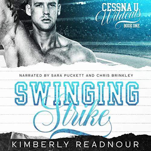 Swinging Strike audiobook cover art