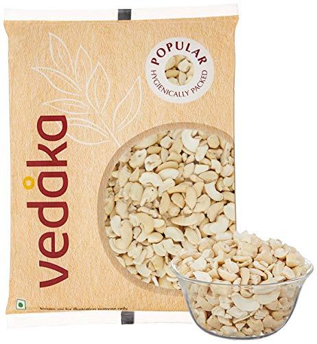 Vedaka Popular Whole Almonds, 200g & Vedaka Popular Cashews - Broken, 200g 5