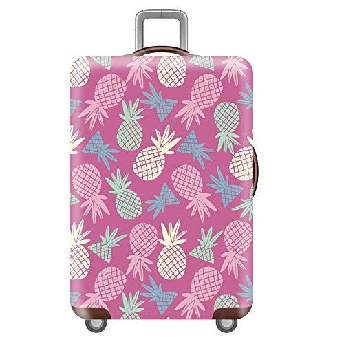 Elastisch Kofferschutz/Kofferhülle/Reisekoffer Hülle/Luggage Cover Zum 18-32 Zoll Gepäckabdeckung.Kratzfeste elastische Hülle,Obstpflanze [XL] 13