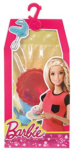Barbie Mattel CFB52 - Wohnaccessoire Cupcake Baking, Puppenzubehör