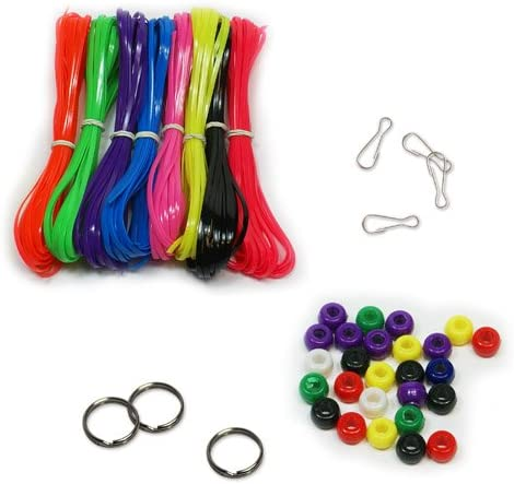 Pepperell Outlet Louisville-Jefferson County Mall SALE Rexlace Beading Activity Pack The in Primary Neon Glow