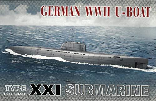 Unbekannt VTT Club se73501 – Modèle Kit VII-a U-Boot XXI