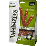 WHIMZEES Natural Grain Free Dental Chew, Small Veggie Sausage, 28...