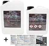 0,75 KG Epoxidharz 2K EP Holz Glasklar Laminierharz Gießharz Epoxy für GFK Tisch Boden Terra Aquarium Formenbau UV Stabil
