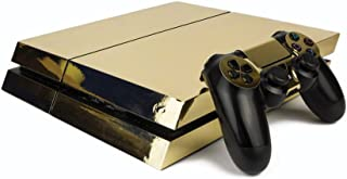 ps4 gold wrap