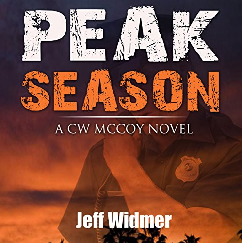 Peak Season audiobook cover art