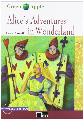 Alice's Adventures In Wonderland - Green Apple (Black Cat. Green Apple)