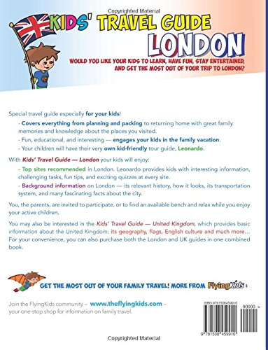 Youngsters' Travel Guide - London: Youngsters enjoy the most effective of London with fascin... - 51S4Q C0pOL