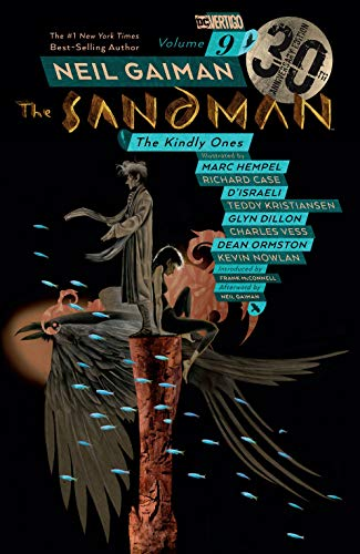 Sandman Vol. 9: The Kindly Ones - 30th Anniversary Edition (The Sandman) (English Edition)