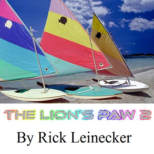 The Lion's Paw 2 audiobook cover art