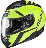 HJC 2019 CS-R3 Faren MC3HSF Full Face Street Helmet - Hi-Vis Yellow - Large