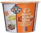 Mr Min Ramen Coréen XL Cup Bœuf 110 g Pack de 16
