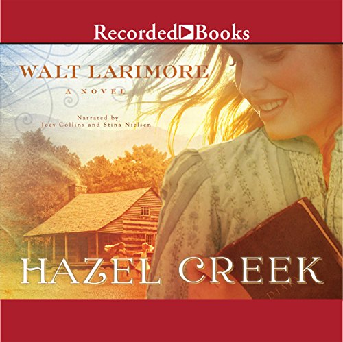 Hazel Creek audiobook cover art